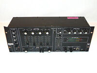 Rane MP24 Professional Rack-Mountable Four Stereo Channel Active DJ Mixer