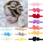 14 PCS Headband Kids Girl Baby Toddler Bow Flower Hair Band Accessories Headwear