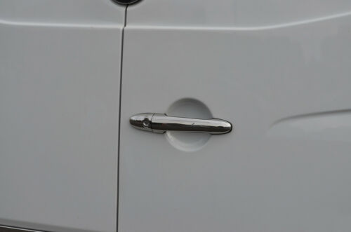2006+ Chrome Door Handle Trim Set Covers To Fit Mercedes-Benz Sprinter W906