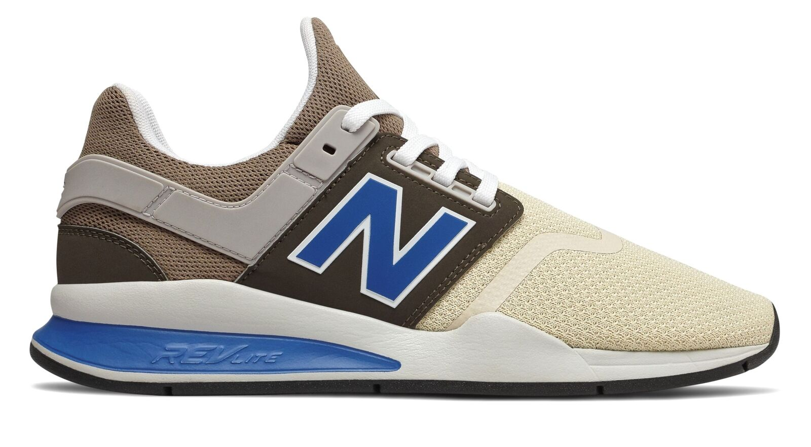 New Balance Male Men's 247 Adult Lifestyle Comfort shoes Stylish Tan With Tan