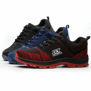 separation shoes 1e147 e18d8 Details zu Herren Damen S1 S3 Arbeitsschuhe Sicherheitsschuhe Boots  Turnschuhe Runningschue