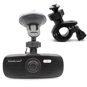 Blueskysea-Capacitor-G1W-CB-Car-Dash-Camera-DVR-NT96650-AR0330-W-Mirror-Mount