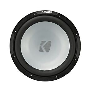 Kicker-45KM104-10-inch-25cm-Weather-Proof-Subwoofer-for-Enclosures-4-Ohm
