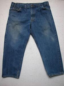 5 Fr Big HRC Mens Indura X Bill r Bleu Jeans Westex 28 40 qUHPU