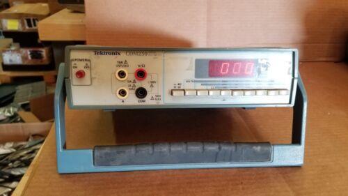 Tektronix CDM250 Digital Multimeter Working!