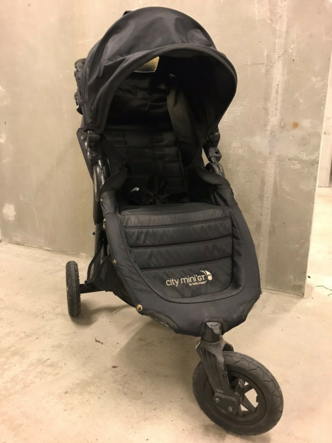 Babyjogger, Baby Jogger City Mini GT, I fin stand, brugt i…