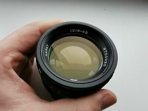 Karat 1.2/8-40mm Macro Zoom Lens for movie camera Quartz 8XL
