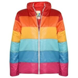 Bench Girl's Rainbow Corp Hoody