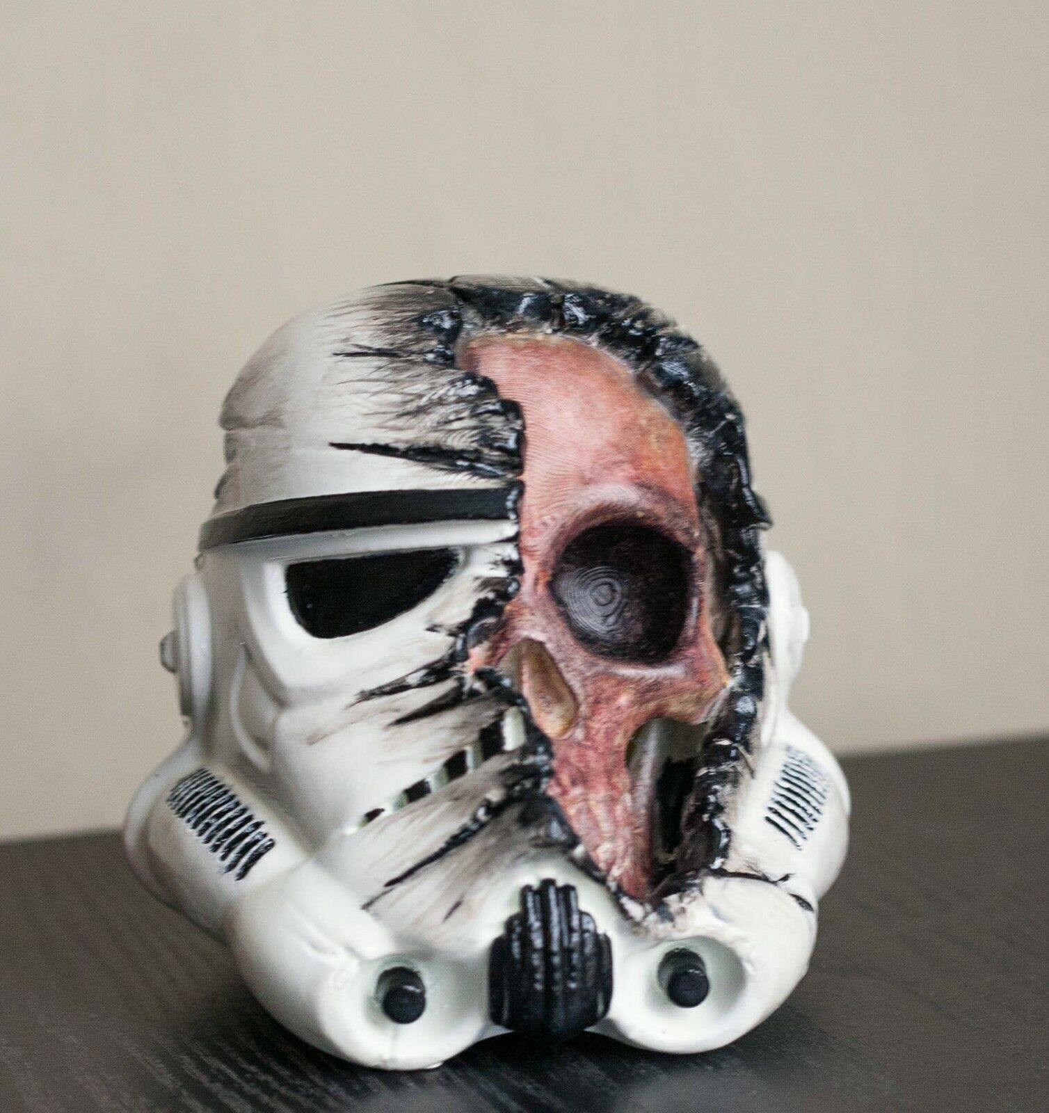 estrella guerras DECOR Stormtrooper HELMET Stranger Things Storm Trooper 3d printed
