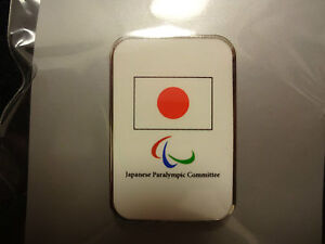 JAPAN-PARALYMPIC-PIN-BADGE-JAPANESE-TEAM-PINS