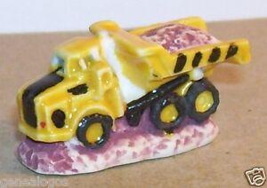 Camion De Chantier Truck Camion Articule Travaux Publics Feve 3d Porcelaine B Yxiekm5n-08005914-380746875