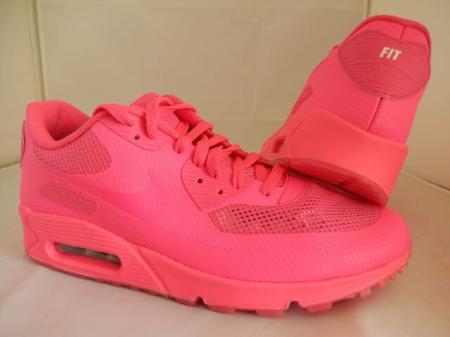 NIKE AIR MAX 90 HYP HYPERFUSE PREMIUM iD BUBBLE GUM PINK SZ 10.5 [653603 992]