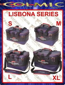 Borsa-Colmic-superior-LISBONA-series-carbon-look-impermeabile