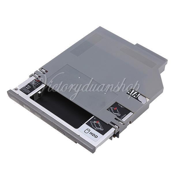 2nd Hard Drive HDD Caddy Bay for DELL D600 D610 D620 D630 D800 D810 D820 D830