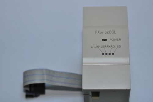 MITSUBISHI MELSEC PLC MODULE FX2N-32CCL CC-LINK