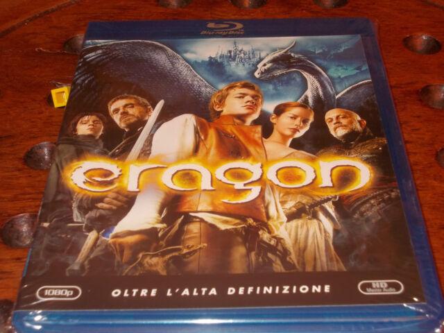 Eragon Fox   Blu-Ray ..... Nuovo