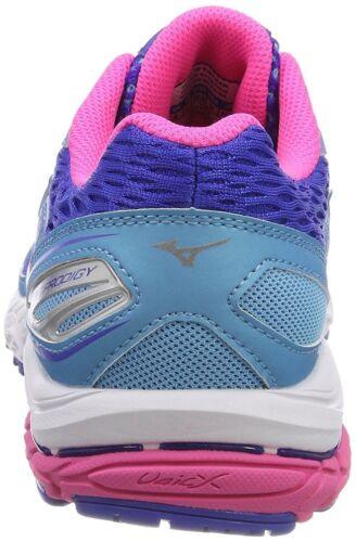 Mizuno Corsa Da Wave Scarpa Jogging Prodigy Sport Donna Running Celeste Palestra SIW8B1