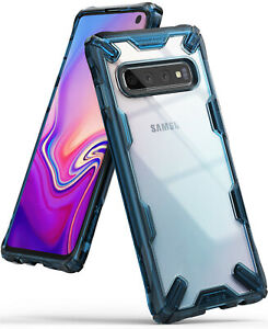 For-Samsung-Galaxy-S10-Ringke-FUSION-X-Shockproof-Armor-Bumper-Cover-Case