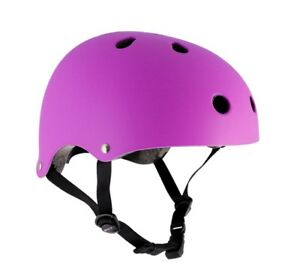 Sfr - Essentials Enfants Casque - Matte Violet Enfants Casque De Protection
