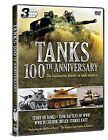 DVD Tanks 100th Anniversary - Region 2 UK