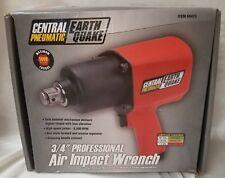"item 1 NEW Central Pneumatic Earth Quake 68423 3/4"" Air Impact Wrench with  5,500 RPM -NEW Central Pneumatic Earth Quake 68423 3/4"" Air Impact Wrench  with ..."