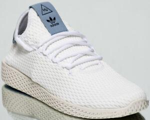 Adidas Originals Pharrell Williams Tennis Human Race New White Cream