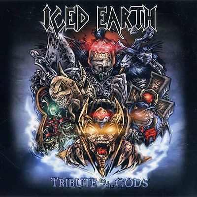 ICED EARTH tribute to the gods  (Reissue dijipack + bonus ) CD