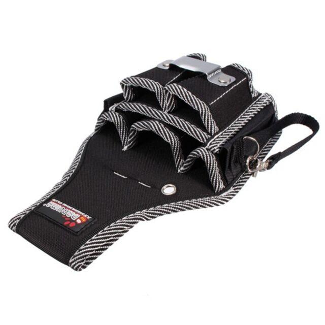 Elektriker Taille Tasche Werkzeuggürtel Tasche Schraubenzieher Trage Halter