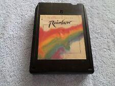 RAINBOW - ORIGINAL ARTISTS - 8-TRACK TAPE - K-TEL - NU 9658
