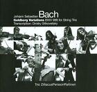 J.S. Bach: Goldberg Variations for String Trio Super Audio CD (CD, Jun-2004, Caprice Records)
