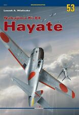 Kagero Monograph 53: Nakajima Ki-84 Hayate (Frank)