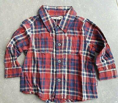 %% Tutto Deve Strada!!! ♥ Imps & Elfs ♥ Camicia/camicia Tg. 74 ** Nuovo ** Prezzo Consigliato € 34,95-mostra Il Titolo Originale Bello A Colori