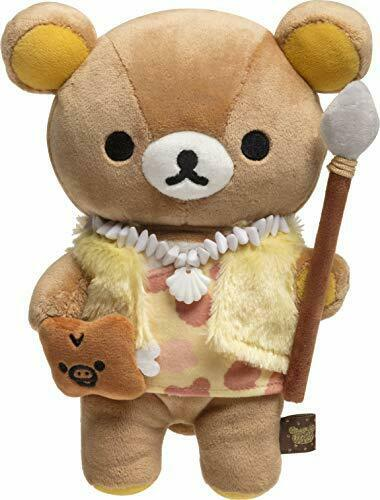 San-X Rilakkuma collected stuffed animals Relax Jomon