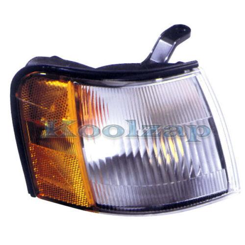 For 91-94 Tercel Park Corner Light Turn Signal Marker Lamp Right Passenger RH R