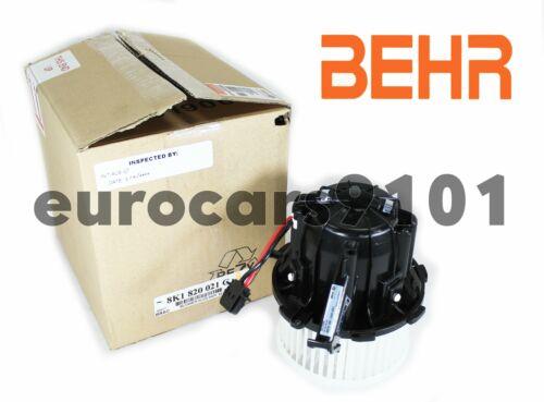 New Audi Q5 Behr Hella Service HVAC Blower Motor 351040251 8K1820021C