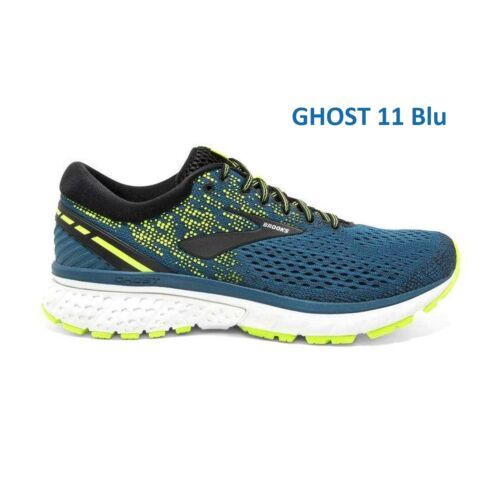 Brooks GHOST 10 e 11 scarpe ginnastica trail running uomo neutral a3 110288