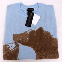 Alex Stevens Mens Love Bears Sweater Size Medium
