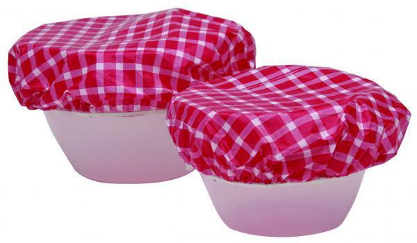 High Quality Kitchen Craft 7 x Strong Plastic Food Bowl Covers Assorted Size