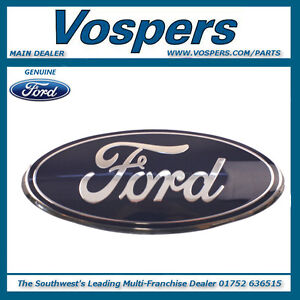 Genuine-Ford-Fiesta-MK7-2008-2012-Front-Ford-Oval-Badge-Logo-2038573