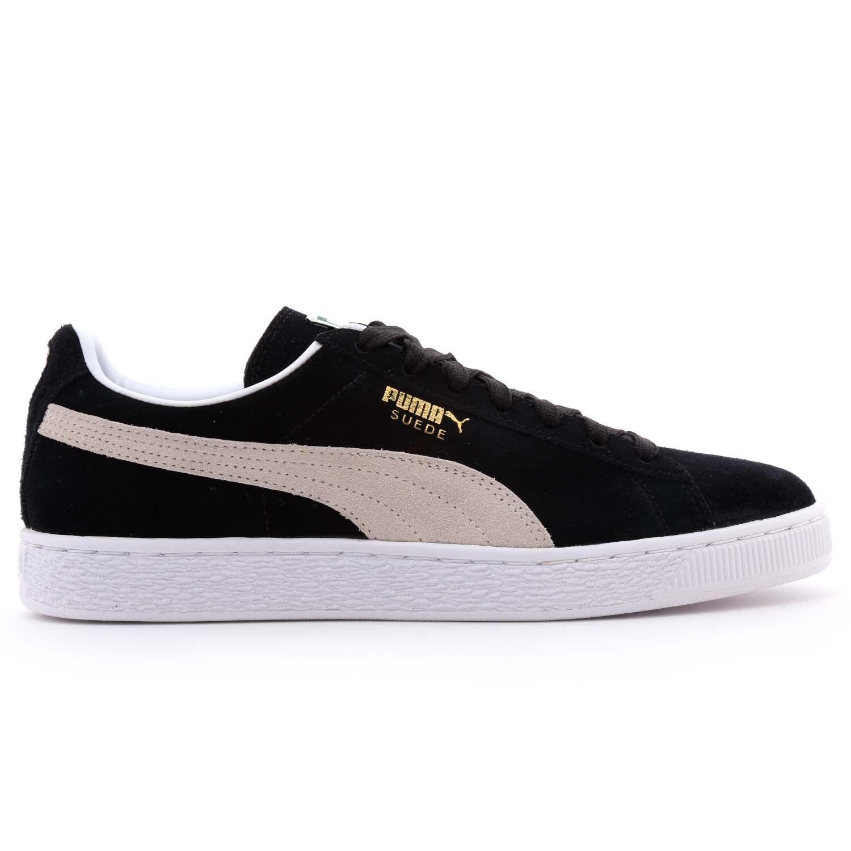 PUMA SUEDE CLASSIC+ casual - Zapatillas casual CLASSIC+ para hombre y mujer, color negro aba32f