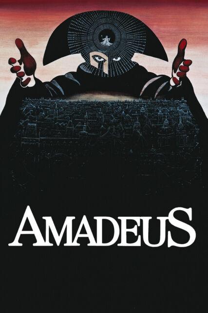 AMADEUS. dvd