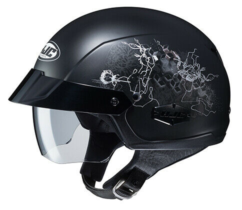 HJC IS-Cruiser Motorcycle Scooter Helmet Choose Color /& Size