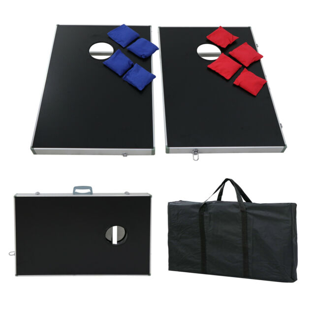 Excellent Tournament Bag Cornhole Game Set Bean Toss Boards Indoor Outdoor Bi Colour Bags Gmtry Best Dining Table And Chair Ideas Images Gmtryco