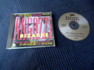 CD Ragazzi Bizarre New Model Army Sister Of Mercy Fields Of The Nephilim Smiths