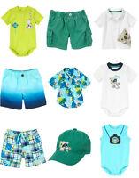 Gymboree Baby Boys Lemur Lagoon Clothes Newborn 3 6 9 12 18 24 Months U Pick