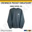 Carhartt-Men-039-s-Crewneck-Pocket-Sweatshirt-Warm-Super-Soft-Fleece-Lined-103852 thumbnail 5