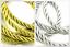 LL 230-3S-M Metallised Lurex Twisted Cord
