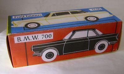 Blechspielzeug Autos & Lkw Ungarn Für Ford 12 M,bmw 700,fiat 1800,opel Caravan Auf Der Ganzen Welt Verteilt Werden Repro Box Flimlemez Foreign