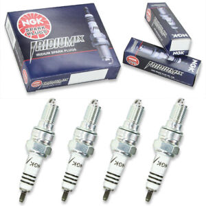 4pcs-00-01-Honda-CBR929RR-NGK-Iridium-IX-Spark-Plugs-929cc-56ci-Kit-Set-wl