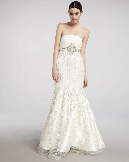 Sue Wong W2121 Destination Wedding Dress Bridal Gown Formal Petal ...